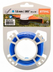 STIHL Round Mowing Line (1.6 mm x 20 m)
