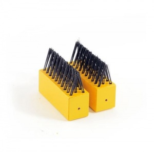 WOLF-GARTEN Multi-Change Weeding Brush Heads (Twin Pack)