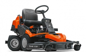HUSQVARNA R 418TS AWD Ride-On Lawn Mower