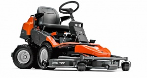 HUSQVARNA R 422Ts AWD Ride-On Lawn Mower