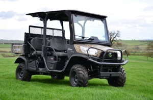 KUBOTA RTV-X1140 Utility Vehicle