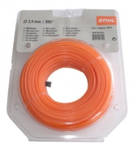 STIHL Round Mowing Line (2.4 mm x 14.6 m)