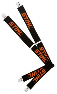 STIHL Black Metal Clip Braces