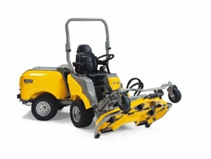 STIGA TITAN 740D Ride-On Lawn Mower