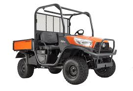 KUBOTA RTVX900 Utility Vehicle (Orange)