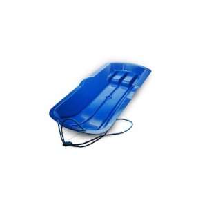 ALPINA Alpha Childrens Snow Sledge - Blue