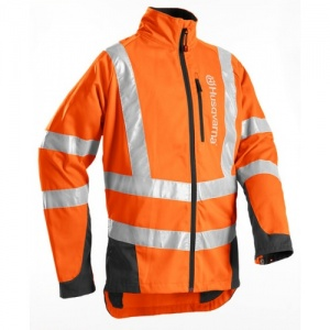 HUSQVARNA CLASSIC Forest Jacket (High Viz)