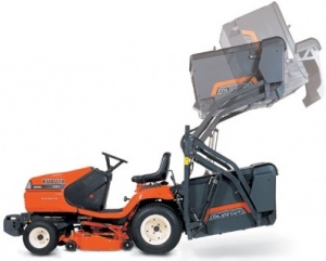 KUBOTA G21E Ride On Mower