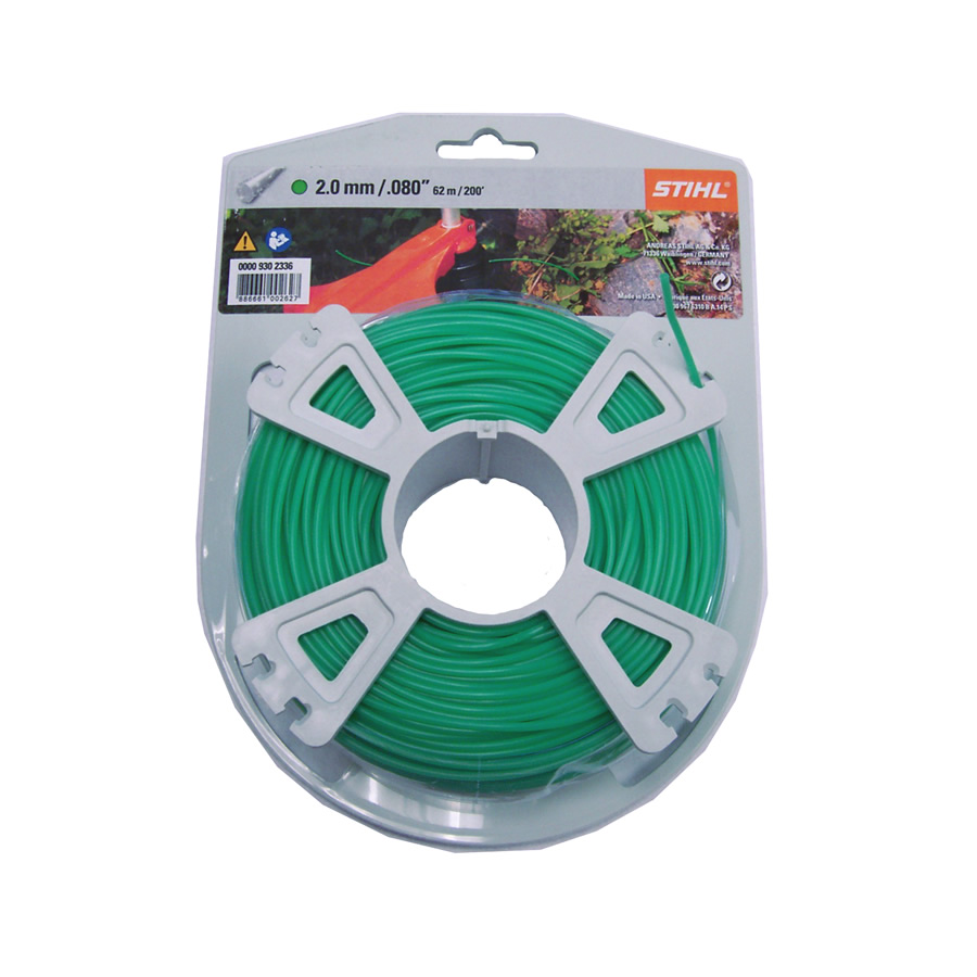 STIHL Round Mowing Line (2.0 mm x 62 m)