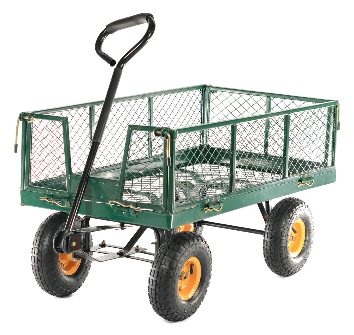 COBRA  GCT320HD Hand Trolley
