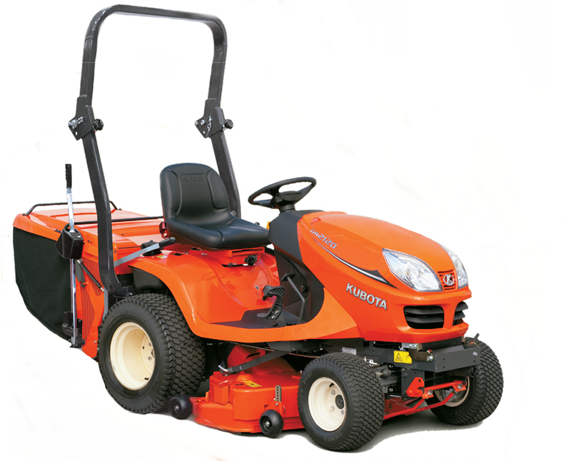 Kubota GR2120 Tractor - Garden Machinery Direct.co.uk