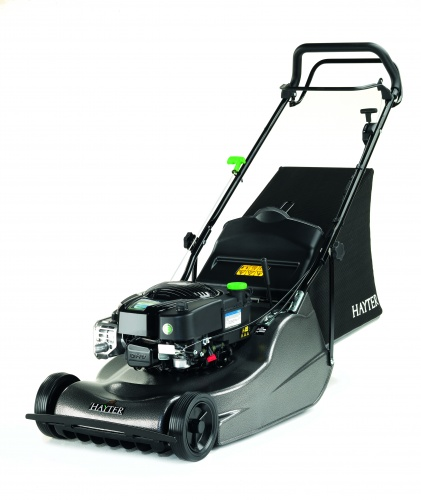 HAYTER  HARRIER 48 Pro AD Petrol Lawn Mower (Model 496J)