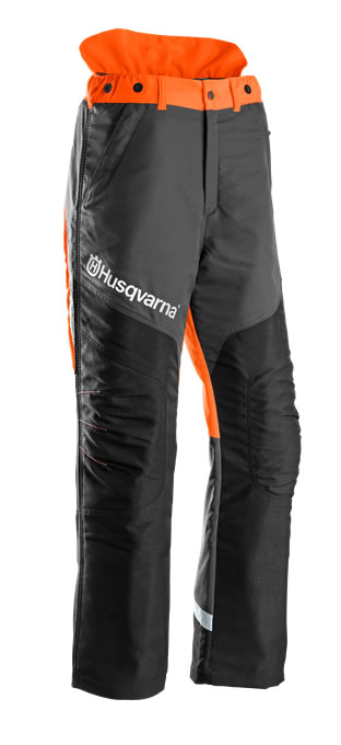 HUSQVARNA FUNCTIONAL Protective Waist Trousers (24A)