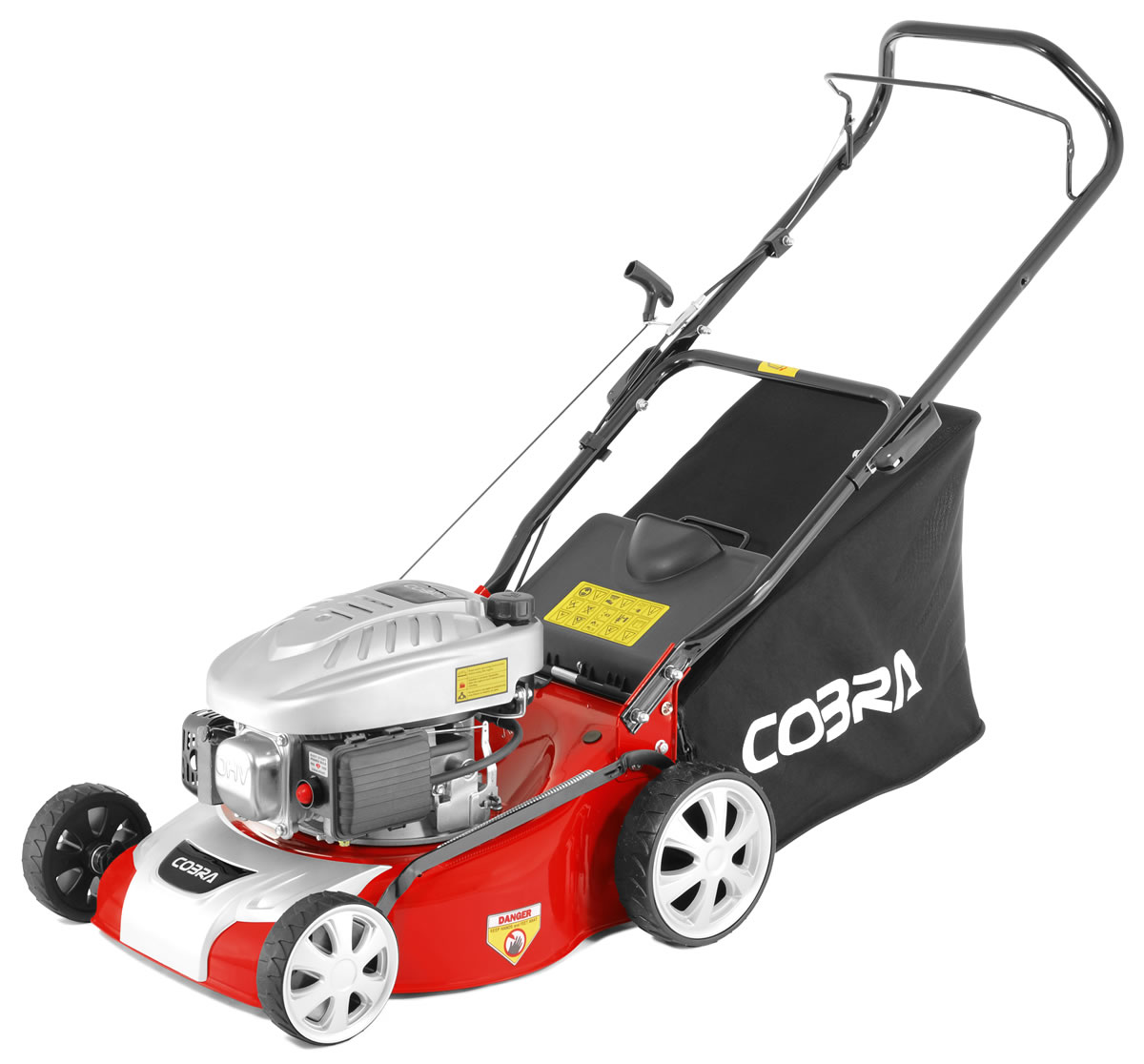 COBRA M40C Petrol Lawn Mower - Garden Machinery Direct.co.uk