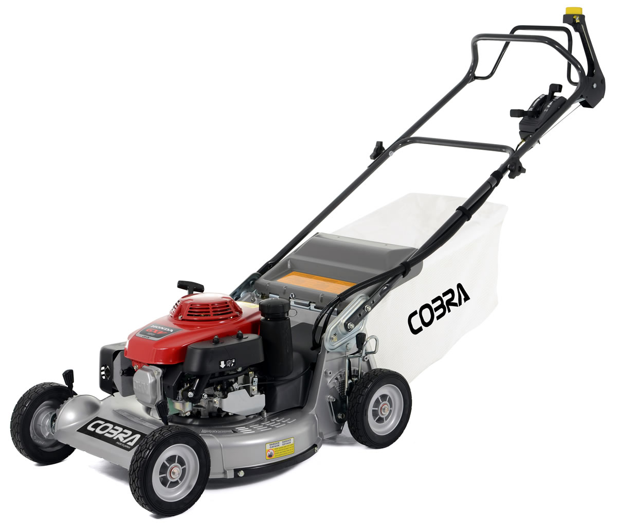 cobra m53sph petrol lawn mower garden machinery. Black Bedroom Furniture Sets. Home Design Ideas
