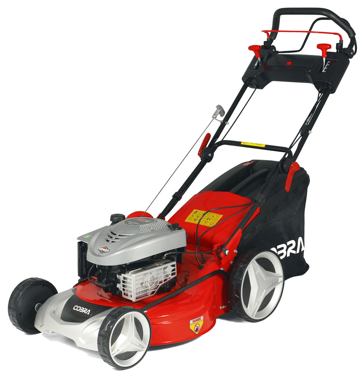 COBRA MX514SPB Petrol Lawn Mower