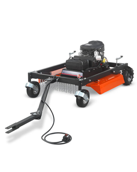 DR PRO XL-44 Tow Behind Field & Brush Mower
