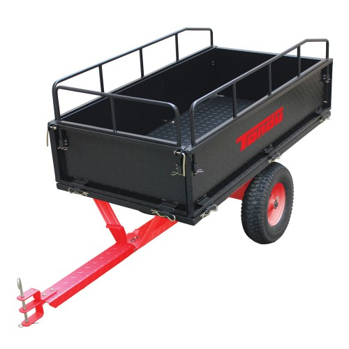 TONDU TSC1200 Towed Tipping Trailer
