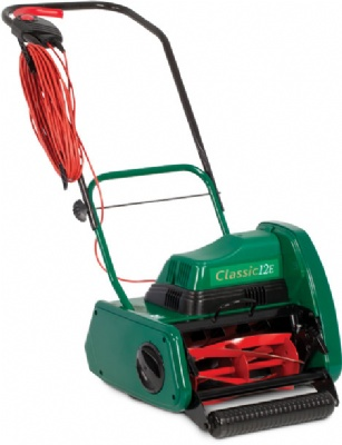 ALLETT CLASSIC 12E PLUS Electric Cylinder Lawn Mower