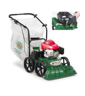 BILLY GOAT TKV650SPH Vac Collector