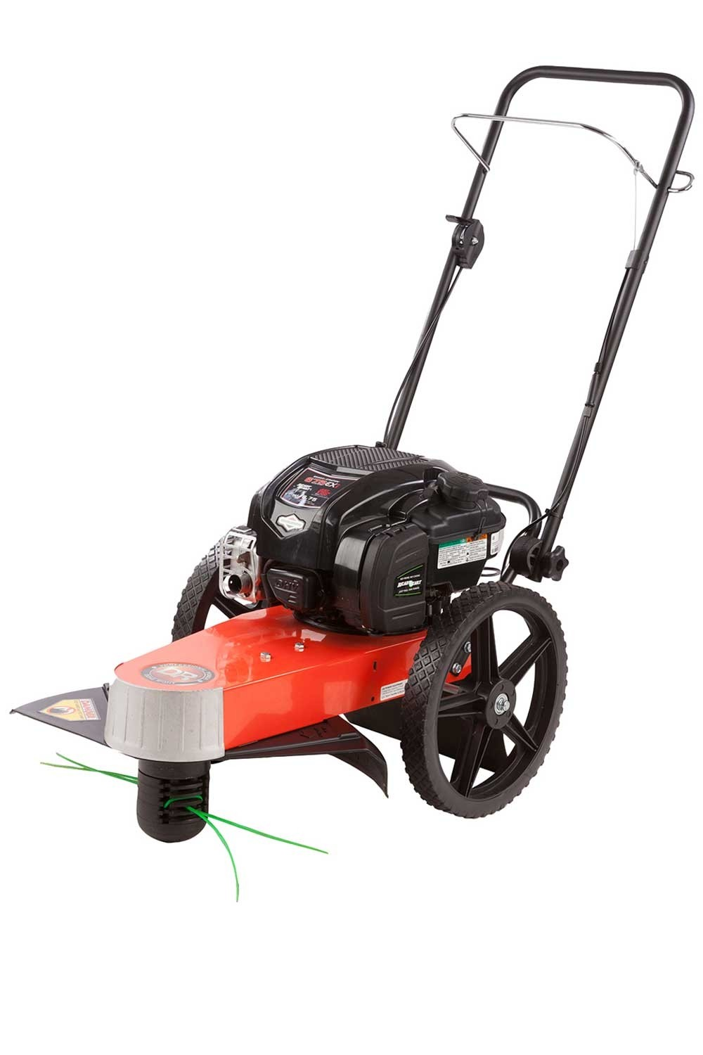 DR 6.75 PREMIER Trimmer Mower (Manual Start)