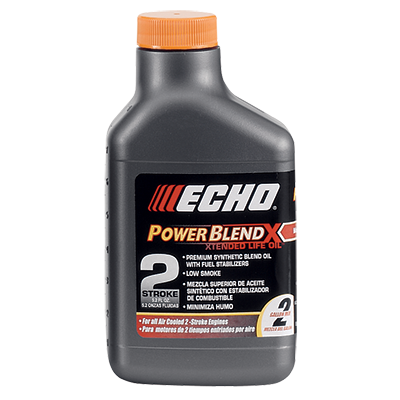 ECHO POWER BLEND X 2-stroke oil 100ml