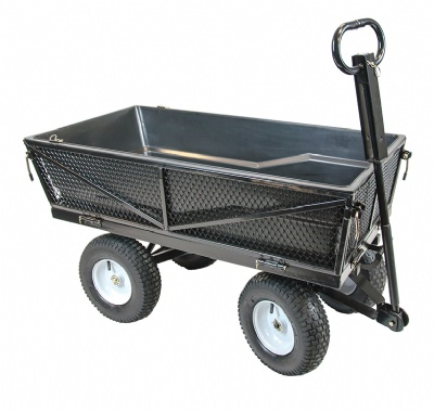 HANDY THMPC Push/Towed Trolley/Plastic Liner