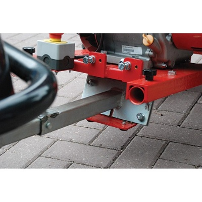 LAWNFLITE Tow Bar Attachment  for GTS1300L Petrol Chipper
