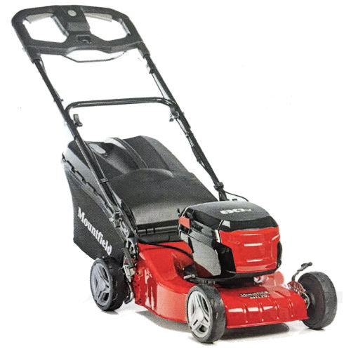 Cordless Electric Lawn Mower Lawn Mowers Direct Your Html