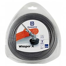HUSQVARNA Whisper X Mowing Line (3.0 mm x 56 m)