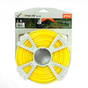 STIHL Square Mowing Line (3.0 mm x 55.0 m)