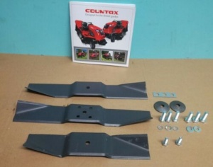 COUNTAX TRACTOR 36'' and 38'' K & C SERIES BLADE KIT