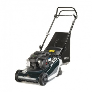 EX-DISPLAY HAYTER SPIRIT 41 Petrol Lawn Mower (Model 619J)