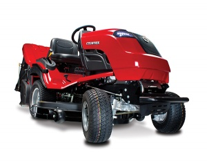 COUNTAX B250 4TRAC Garden Tractor (With 48'' XRD Deck)