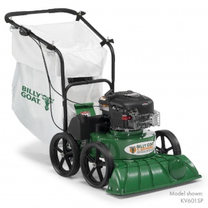 BILLYGOAT KV601SP Petrol Lawn and Litter Vacuum