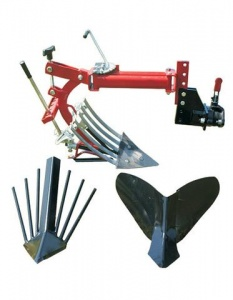 BCS Cultivator Kit Attachment