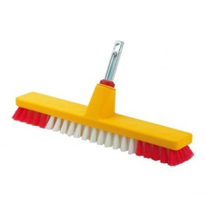 WOLF-GARTEN Multi-Change Decking Brush