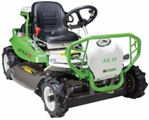 ETESIA ATTILA AK88 Ride-on Brushcutter