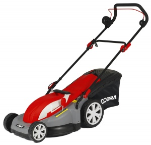COBRA GTRM43 Electric Lawn Mower