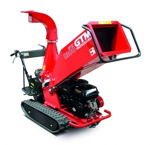 LAWNFLITE Tracked Chipper Shredder