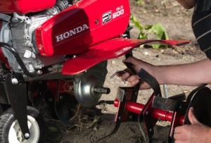 HONDA 4 Star Digging Tines with Disks (65cm) for FJ500 Tiller