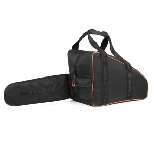 HUSQVARNA Black Chainsaw Bag
