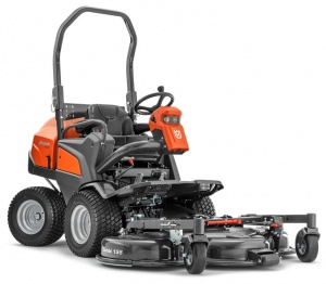 HUSQVARNA P 525D Ride-On Lawn Mower