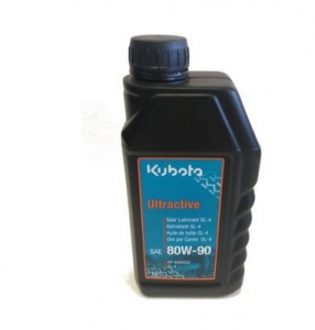 Kubota 1 litre ultractive 80W-90 transmission Oil