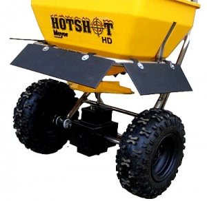 MEYER HOTSHOT Spreader 3-Way Individual Deflector