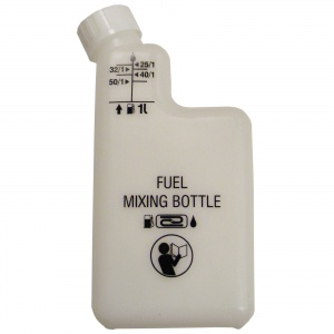 HANDY 2-Stroke Fuel Mixing Bottle