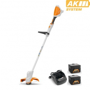 STIHL FSA 57 Cordless Grass Trimmer Promo Kit