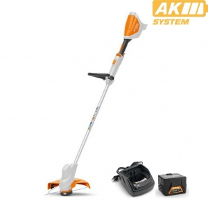 STIHL FSA 57 Cordless Grass Trimmer Set