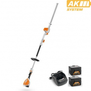 STIHL HLA 56 Cordless Long-reach Hedge Trimmer Promo Kit