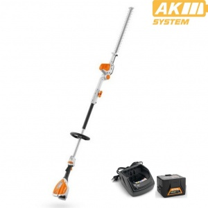 STIHL HLA 56 Cordless Long-reach Hedge Trimmer Set